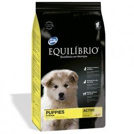 Equilibrio PUPPY MEDIUM BREED корм для щенков средних пород (курица)