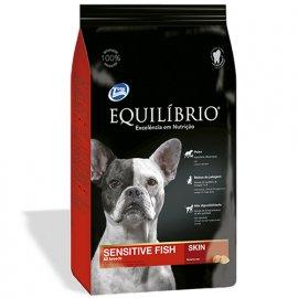 Equilibrio SENSITIVE FISH корм для собак с чувствительным пищеварением (рыба)