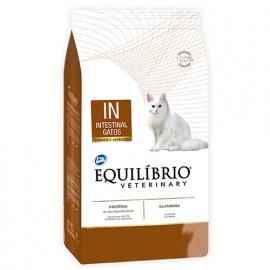 Equilibrio Veterinary INTESTINAL корм для котов с нарушением пищеварения