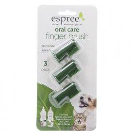 Espree Oral Care Finger Brush зубная щетка для собак и кошек