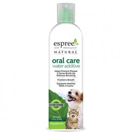 Espree Oral Care Water Additive - Peppermint добавка в воду с мятой для собак и кошек, 473 мл
