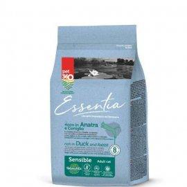 Essentia ADULT SENSIBLE DUCK & RABBIT беззерновой корм для кошек с чувствительным пищеварением УТКА и КРОЛИК