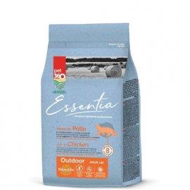 Essentia CHICKEN OUTDOOR беззерновой корм для активных кошек КУРИЦА