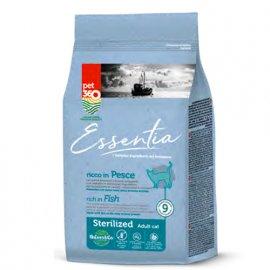 Essentia STERILIZED FISH беззерновой корм для стерилизованных кошек РЫБА