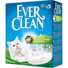 Ever Clean EXTRA STRONG комкующийся наполнитель для кошачьего туалета, с ароматом