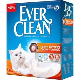 Ever Clean FAST ACTING комкующийся наполнитель для кошачьего туалета