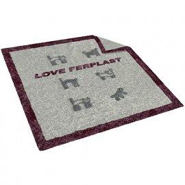 Ferplast Karina Blanket Wool - Одеяло для собак и кошек КАРИНА
