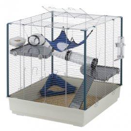 Ferplast (Ферпласт) FURET XL Клетка для хорьков, крыс и шиншил