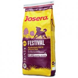 Josera FESTIVAL гипоаллергенный корм для собак