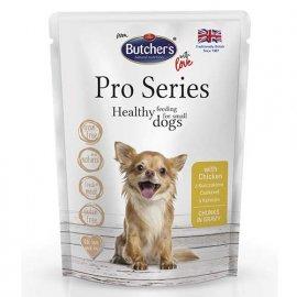 Butcher`s Pro series Chicken консервы для собак мелких пород КУРИЦА в соусе, 100 г