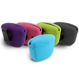 DEXAS Pooch Pouch - Контейнер для лакомств с клипсой на пояс для собак