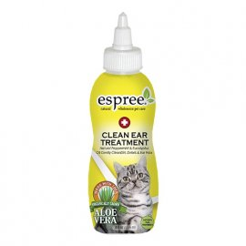 Espree Clean Ear Treatment Средство по уходу за ушами для кошек, 118 мл (СКИДКА 20% - АКЦИЯ)