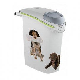 Curver (Курвер) PetLife Food Box 23 L (10 кг) - Контейнер для хранения корма для собак