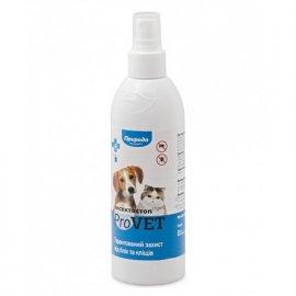 Природа Инсектостоп ProVet - Спрей для обработки животных против эктопаразитов для собак и котов