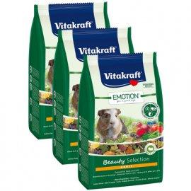 Vitakraft (Витакрафт) Emotion Beauty Selection Adult корм для морских свинок, 600 г