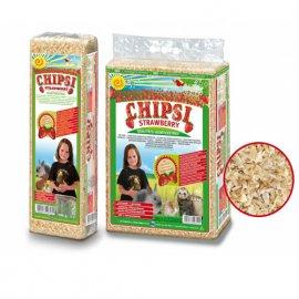 Chipsi (Чипси) STRAWBERRY - Опилки с ароматом клубники для грызунов