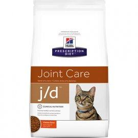 Hill's Prescription Diet j/d Joint Care корм для кошек с курицей