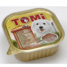 TOMi Poultry консервы для собак - паштет, птица