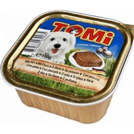 TOMi Fish консервы для собак - паштет, рыба