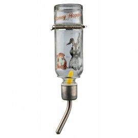 Trixie (Трикси) HONEY&HOPPER (ХАНИ И ХУППЕР) автоматическая поилка для грызунов, стекло