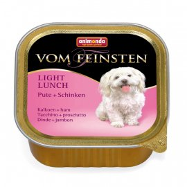 Animonda (Анимонда) Vom Feinsten Light Lunch Pute+schinken - консервы для собак ИНДЕЙКА и ВЕТЧИНА