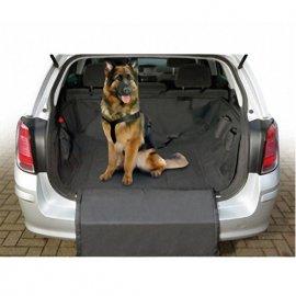 Flamingo CAR SAFE DELUXE защитная накидка в багажник авто для собак, нейлон