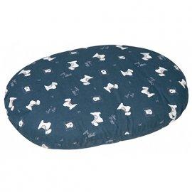 Flamingo CUSHION SCOTT лежак-подушка для собак с ZIP замком