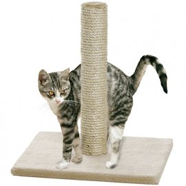 Flamingo LISA BEIGE когтеточка столбик для кошек