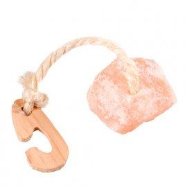 Flamingo STONE SALT LICK HIMALAYA камень соляной с минералами для грызунов, 60 г