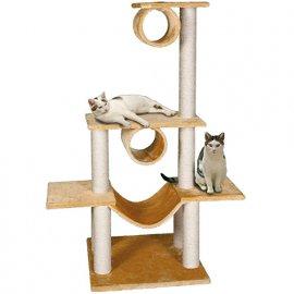 Flamingo VICTORIA SCRATCH TREE игровой комплекс для котов, многоуровневый