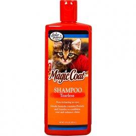 Four Paws Magic Coat Cat Kitten Tearless - Шампунь увлажняющий для кошек и котят 355 мл