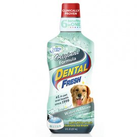 SynergyLabs® СВЕЖЕСТЬ ЗУБОВ (Dental Fresh™) жидкость для гигиены пасти для собак и котов