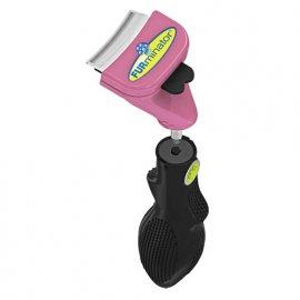 FURminator FURflex COMBO фурминатор (ручка+насадка) для вычесывания шерсти кошек