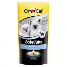 Gimcat BABY TABS (БЕБИ ТАБС) витамины для котят с кальцием и таурином