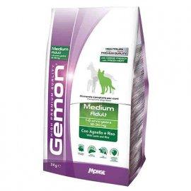 Gemon MEDIUM ADULT LAMB & RICE сухой корм для собак средних пород ЯГНЕНОК и РИС