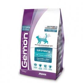 Gemon URINARY сухой корм для кошек для профилактики мочекаменной болезни КУРИЦА и РИС
