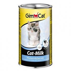 Gimcat CAT-MILK сухое молоко с таурином для котят 200 г