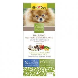 Gimdog Natural Solutions Кондиционер для собак Питание и Распутывание, 200 мл