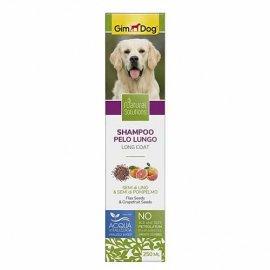 Gimdog Natural Solutions Шампунь для собак с длинной шерстью, 250 мл