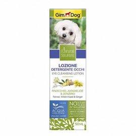 Gimdog Natural Solutions Лосьон для чистки глаз для собак, 50 мл