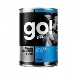 GO! GRAIN FREE CHICKEN консервы для собак С КУРИЦЕЙ 400 г