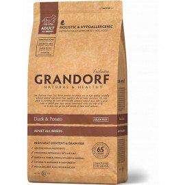 Grandorf (Грандорф) DUCK & POTATO (УТКА И КАРТОФЕЛЬ) корм для взрослых собак