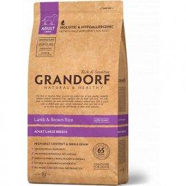Grandorf (Грандорф) LAMB & RICE LARGE (ЯГНЕНОК И РИС ЛАРДЖ ) корм для взрослых собак крупных пород