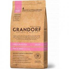 Grandorf (Грандорф) LAMB & RICE PUPPY (ЯГНЕНОК И РИС ПАППИ) корм для щенков, беременных и кормящих сук