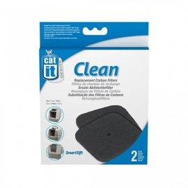 Hagen CATIT SMART SIFT сменный фильтр для туалета для кошек, 2 шт