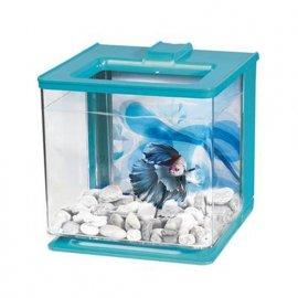Hagen MARINA BETTA EZ CARE аквариум для петушка голубой 2,5 л (13359)
