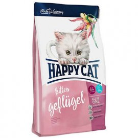 Happy Cat KITTEN GEFLÜGEL корм для котят (ПТИЦА)