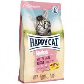 Happy Cat (Хэппи Кет) MINKAS KITTEN (МИНКАС КИТТЕН) корм для котят