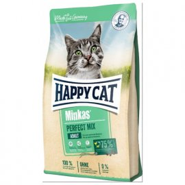 Happy Cat (Хэппи Кет) MINKAS PЕRFECT MIX корм для кошек