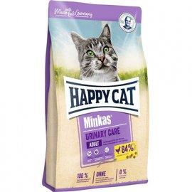 Happy Cat MINKAS URINARY CARE корм для кошек для профилактики мочекаменной болезни ПТИЦА
